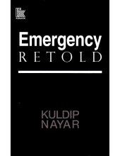 Emergency Retold - Book By Kuldip Nayar