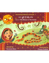 Fascinating Folktales of Punjab - 7 - Battan Chuhe te Saap Dian - Book By Gurmeet Kaur