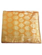 Jari_1006 - Light Orange Jari Rumala Sahib