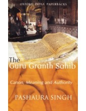 The Guru Granth Sahib  - Book By Pashaura Singh