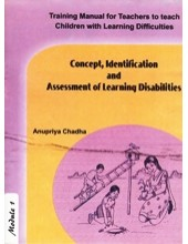 Concept , Identification and Assessment of Learning Disabilities