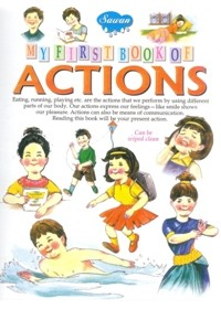 My First Book of Actions