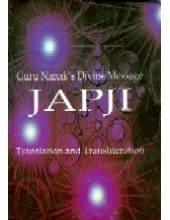 The Guru Nanaks Divine Message Japji  - Book By Jaspinder Singh Grover