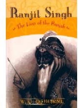 Ranjit Singh - The Lion Of The Punjab - Book By W.G Osborne