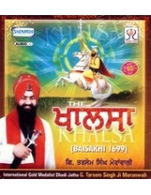 The Khalsa - Audio CD by Tarsem Singh Moranwali