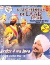 Kalghidhar De Laad Piaar - Video CDs By Bhai Harbans Singh Ji Jagadhri Wale