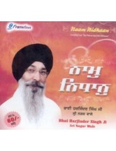 Naam Nidhaan - Audio CD By Harjinder Singh Ji Srinagr Wale
