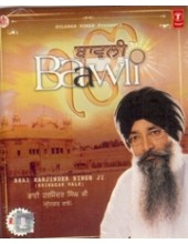 Baawli - Audio CD By Harjinder Singh Ji Srinagr Wale