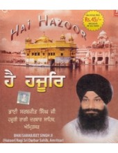 Hai Hajoor - Audio CDs By Bhai Sarbjit Singh Ji
