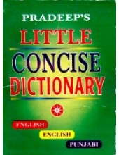 Little Concise Dictionary
