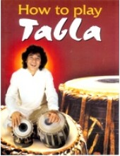 How To Play Tabla - Book By Krishna Kumar Aggarwal and Hazi Shabban Khan