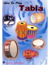 How To Play Tabla - Book By Vikas Aggarwal