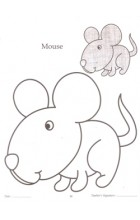 0 Level Colouring Book - Animals