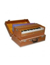 Intermediate Level Deluxe Portable  Harmonium HRF_102