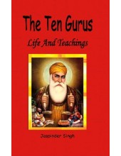 The Ten Gurus - Book By Jaspinder Singh Grover