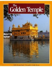 The Golden Temple(Illustrated) - Book By Amrik Singh