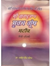 Sri Gurpartap Suraj Granth Steek - Book By Dr. Ajit Singh Aulakh