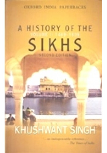 Guide A History Of The Sikhs