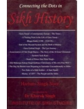 Connecting The Dots In Sikh History - Book By Harbans Singh Noor