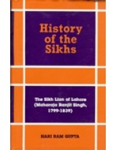 History of The Sikhs - Book By Hari Ram Gupta