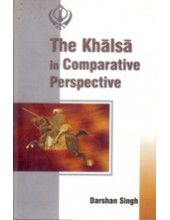 The Khalsa in Comparative Perspective - Book By Darshan Singh
