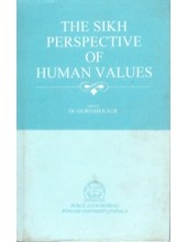 The Sikh Perspective of Human Values - Book By Dr. Gurnam Kaur