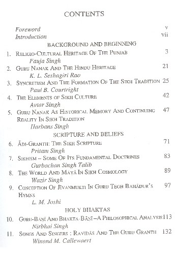 the sikh tradition a continuing reality essays in history description