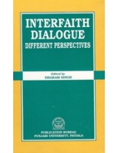 Interfaith Dialogue - Different Perspectives - Book By Dharam Singh