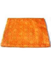 Jari_1011 - Light Orange Jari Rumala Sahib