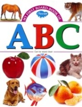 My First Board Book Of ABC