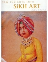 New Insights  Into Sikh Art - Book By Kavita Singh
