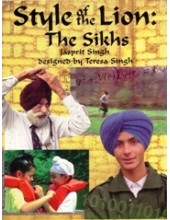 Style Of The Lion: The Sikhs  - Book By Jasprit Singh