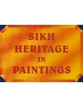 Sikh Heritage In Paintings - Book By K. S. Bains
