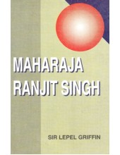 Maharaja Ranjit Singh - Book By Sir Lepel Griffin