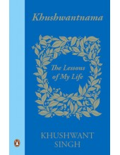 The Lessons Of My Life - Book By Khushwant Singh