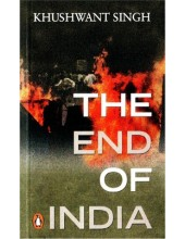 The End of India - Book By Khushwant Singh