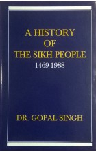 History of the Sikh People - Book By Dr. Gopal Singh