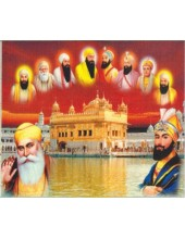 Golden Temple - GTS211