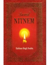 Sacred Nitnem - Book By Harbans Singh Doabia  (Paperback)