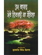 Tum Gavho Mere Nirbhau Ka Sohila - Book By Kulwant Singh Bhandal