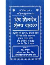 Panth Nitnem Sunder Gutka ( Tarna Dal )