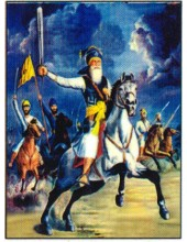 Baba Deep Singh Ji - SSW124