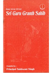 Raag Sarup Nirnay - Sri Guru Granth Sahib (English) - Book By Principal Sukhwant Singh
