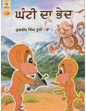 Ghanti Da Bhed- Book By Dr. Kulbir Singh Suri