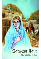 Satwant Kaur - English - Book By Bhai Vir Singh Ji