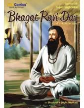 Bhagat Ravi Das - God's Humble Saint - Book By Daljeet Singh Sidhu