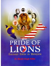 Pride of Lions - Book By Dr. Manit Singh Sidhu