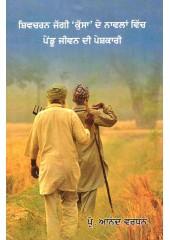 Shivcharan Jaggi Kussa De Navalan Vich Pendu Jeevan Di Peshkari - Book By Prof. Anand Vardhan