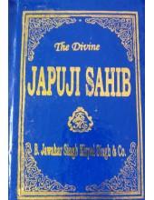 The Guru Nanaks Divine Message Japji  - Book By Jaspinder Singh Grover