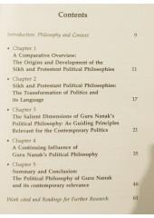 The Political Philosophy of Sri Guru Nanak Dev Ji and Its Contemporary Relevance - Dr Sujinder Singh Sangha